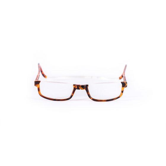 Easy Reader Leesbril met magneetsluiting halfrond turtle magneetleesbril