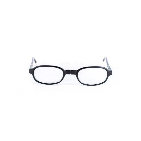 Easy Reader Leesbril met magneetsluiting rond zwart